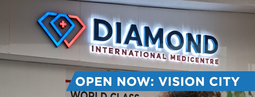 Diamond International Medicentre Officially Opens at Vision City